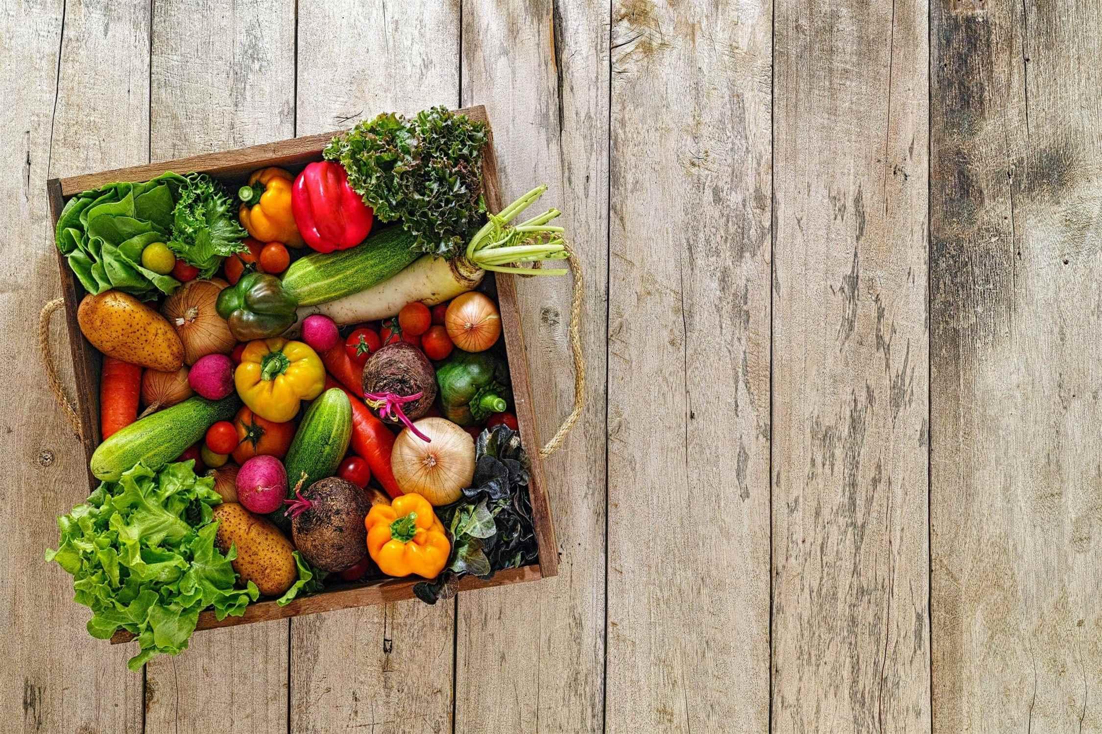 Alimentación sostenible I: ¿el futuro?