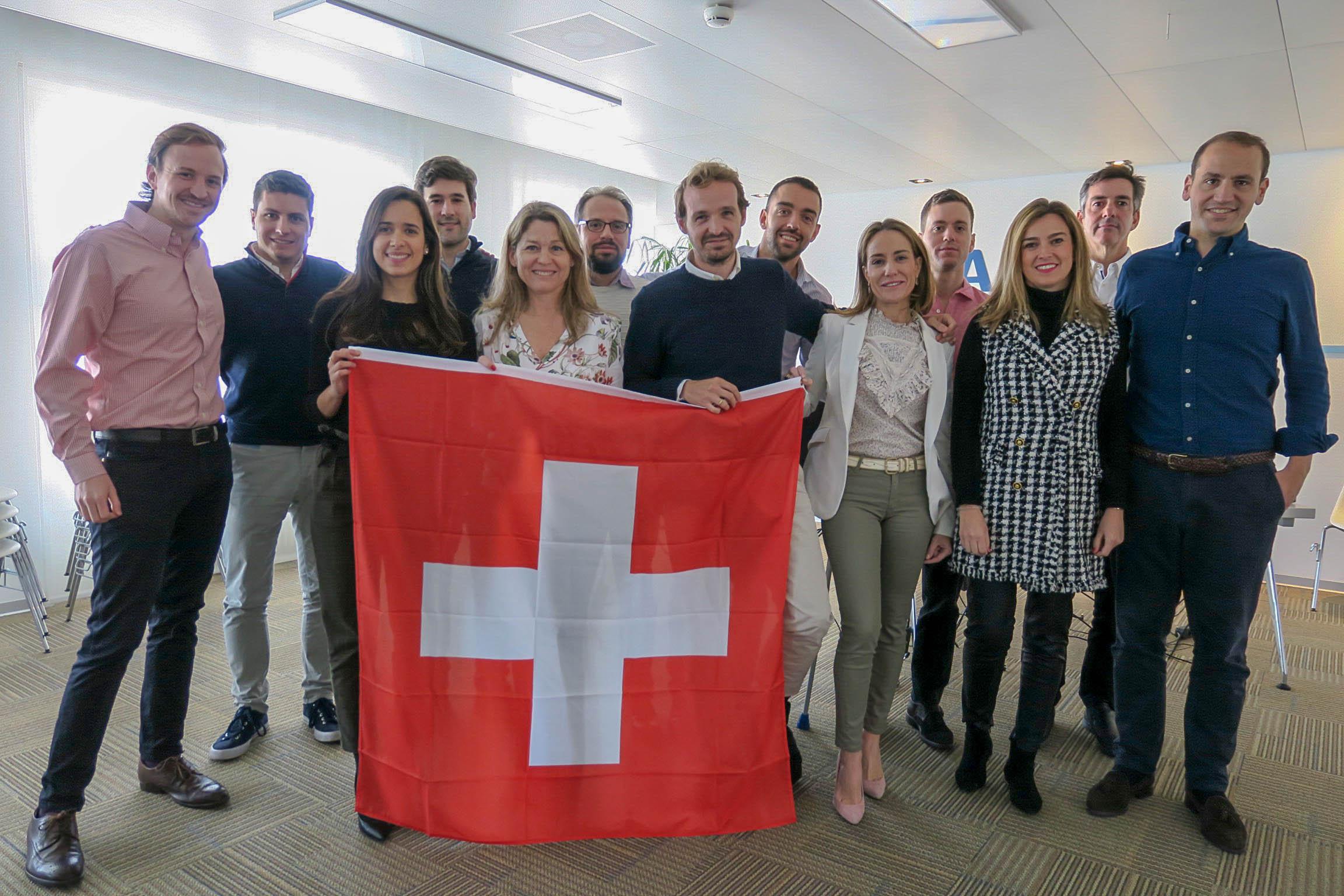 Discover BBVA's digital ambassadors in Switzerland