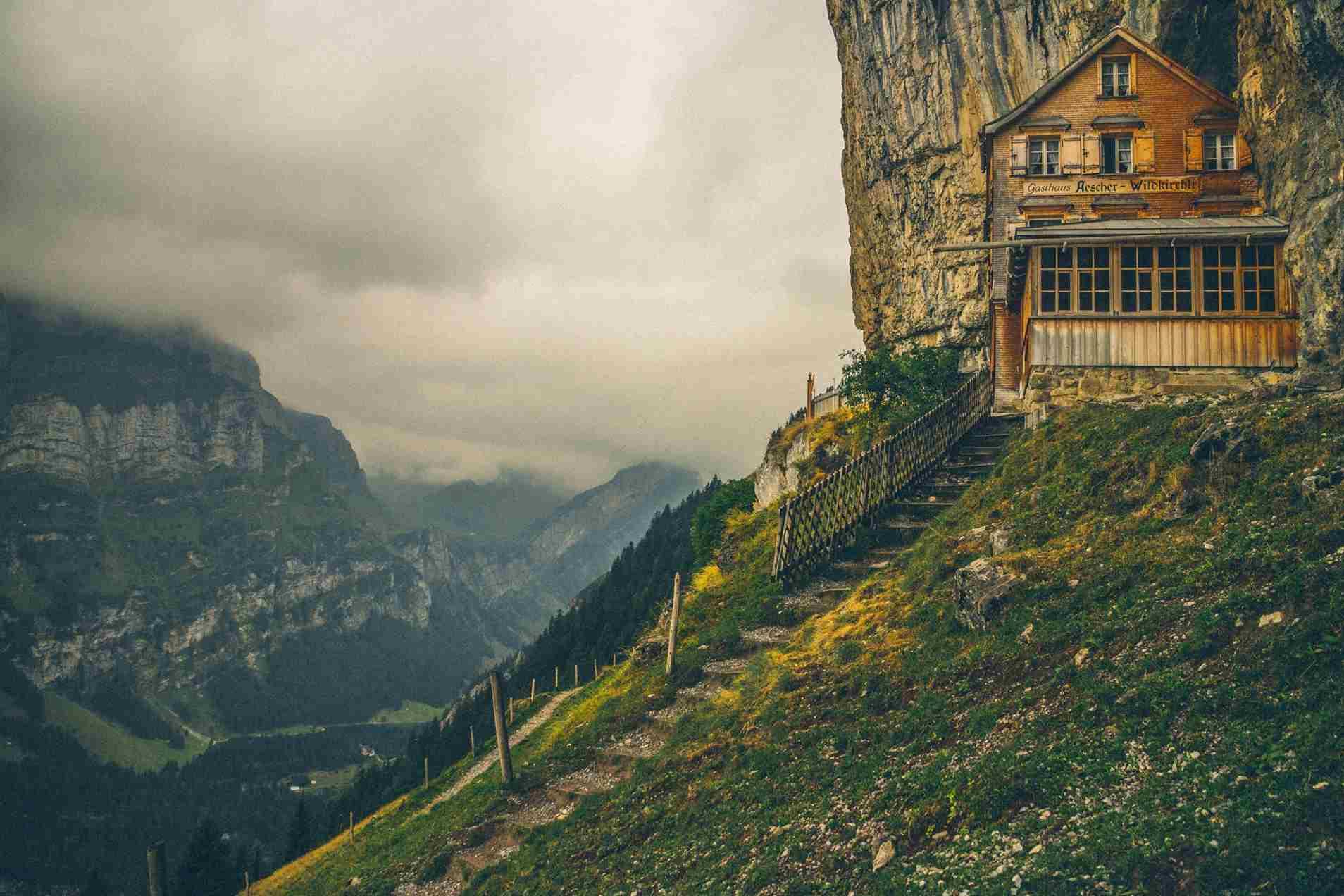 Senderismo en Suiza, un breve paseo por sus caminos