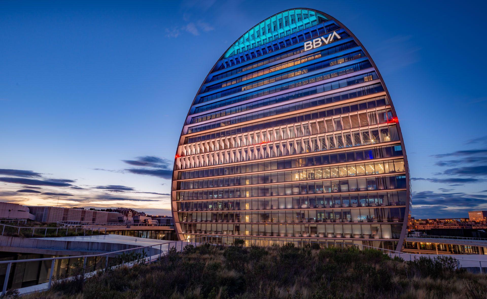 BBVA duplica resultado de los tres primeros meses y gana €636 millones en el segundo trimestre
