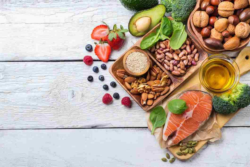 8 consejos para tener una dieta equilibrada