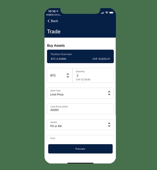 Propuestas de inversión en tu móvil