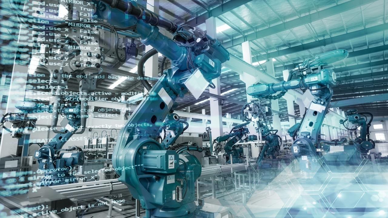 Industrial robotics, process efficiency taken to the limit